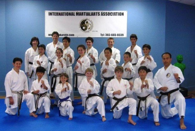 IMA Karate 2011 Competition Team